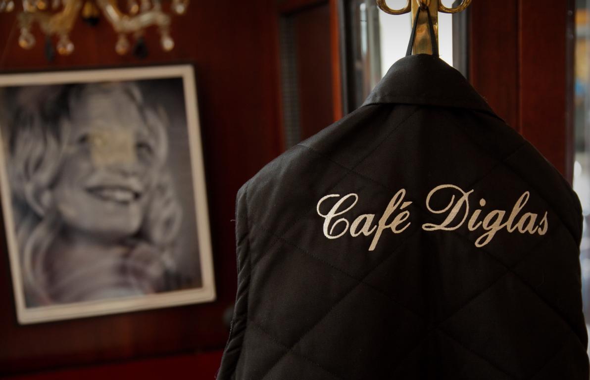 Cafe Diglas Wollzeile Menu